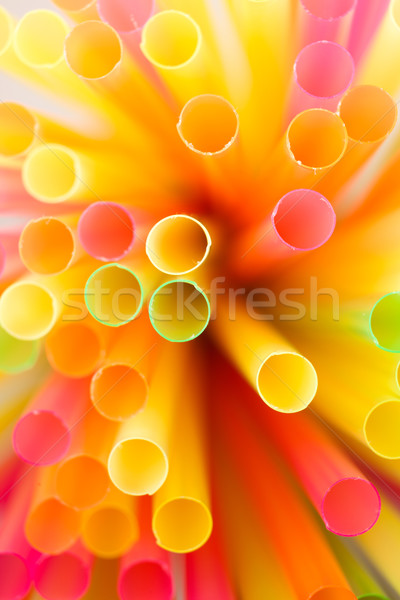 питьевой многие красочный оранжевый зеленый Сток-фото © igabriela