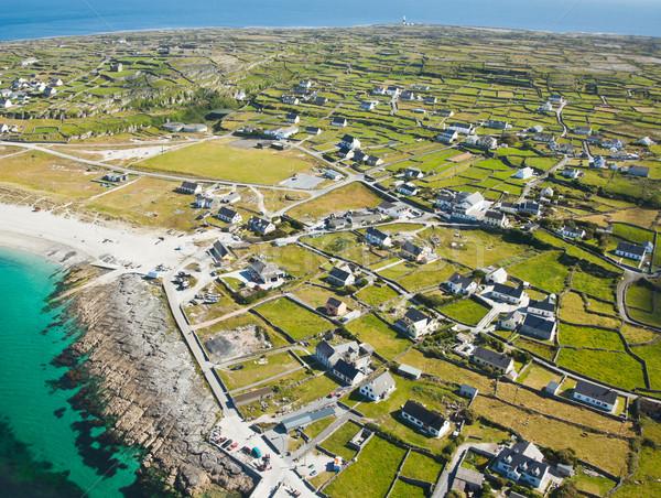 ストックフォト: 島 · 風景 · 島々 · アイルランド · 自然