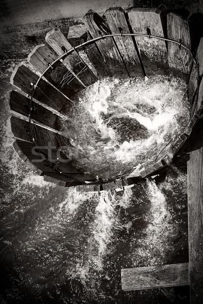 Traditional Whirlpool Stock photo © igabriela