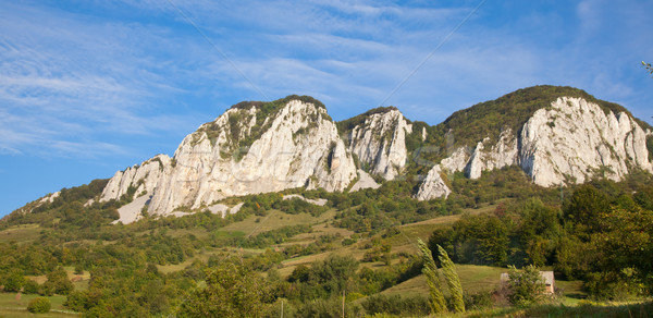 Vulcan Mountain Stock photo © igabriela