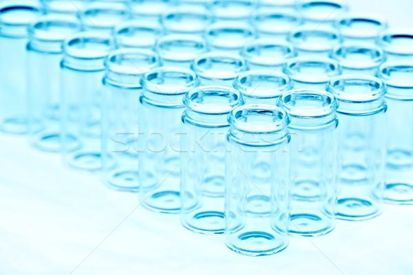 Stock fotó: Laboratórium · teszt · csövek · üveg · kísérlet · tudomány