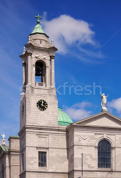 St. Paul church Stock photo © igabriela
