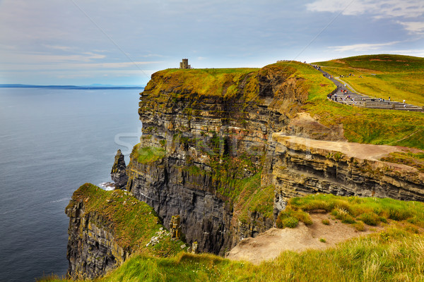 Cliffs of Moher Stock photo © igabriela
