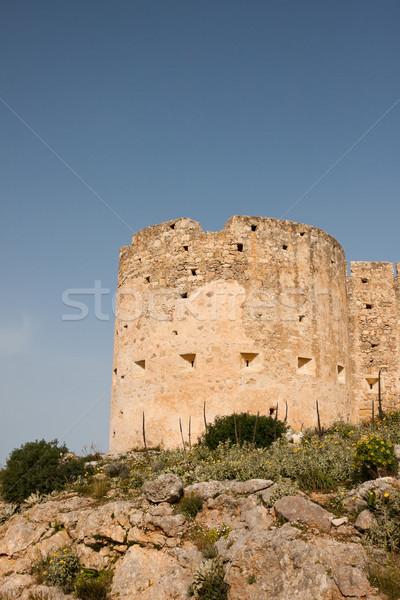 中世 古代 建設 旅行 アーキテクチャ ストックフォト © igabriela