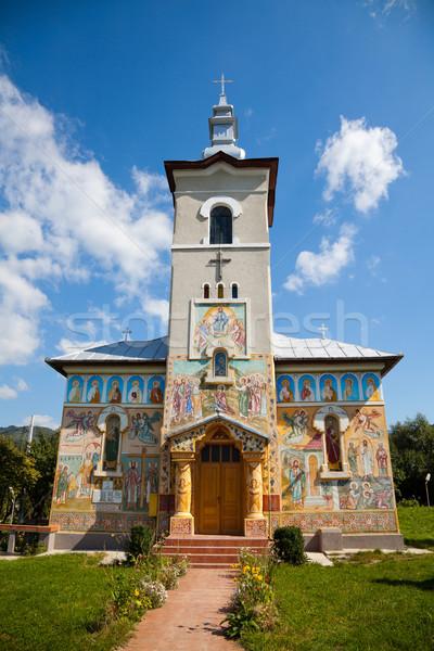 Baru Church Stock photo © igabriela