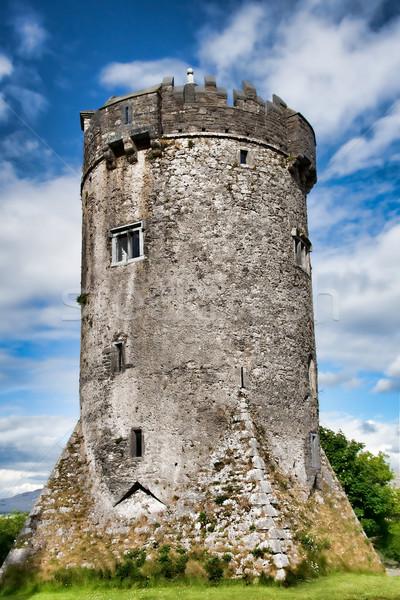 Newton Castle Stock photo © igabriela