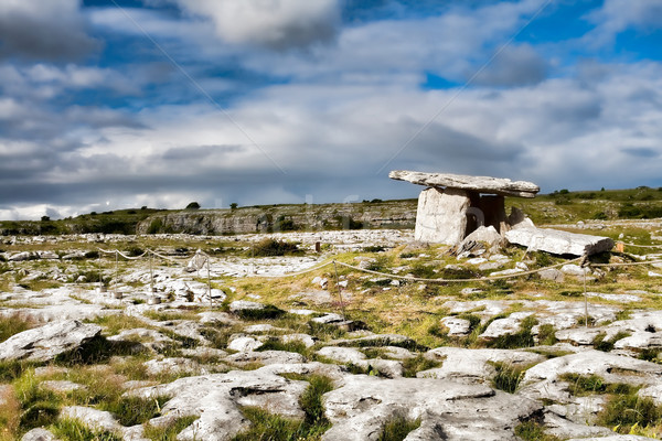 Poulnabrone Stock photo © igabriela