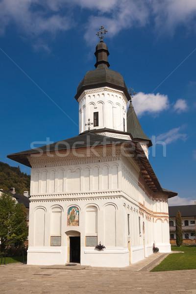 Secu Monastery Stock photo © igabriela