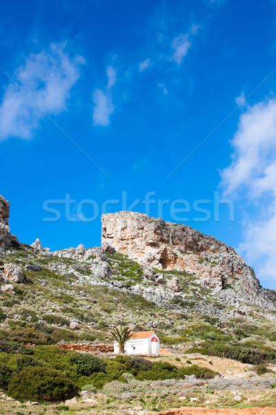 Falasarna Ancient Site Stock photo © igabriela