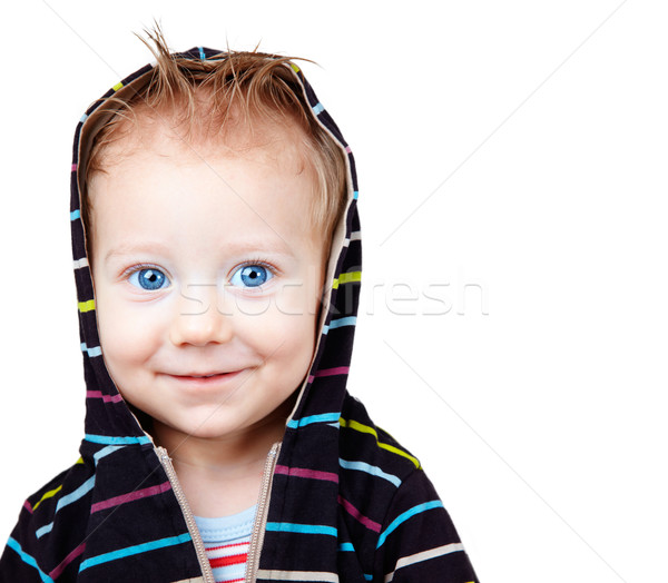 Trendy baby boy Stock photo © igabriela