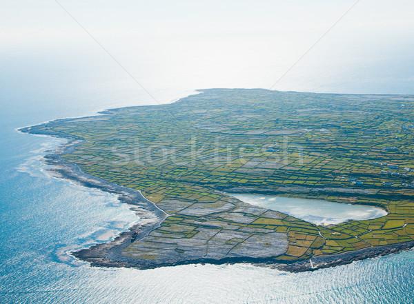 Lake on Inisheer island Stock photo © igabriela