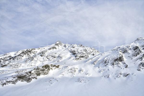 Ridges Stock photo © igabriela