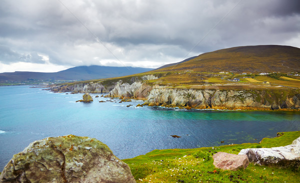 Coast of Achill Island Stock photo © igabriela