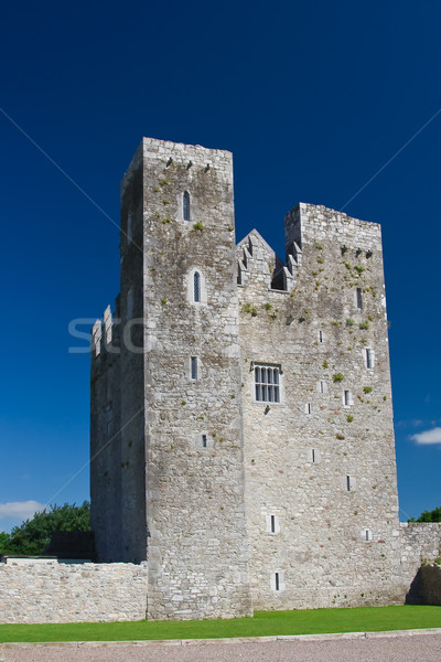 Barryscourt Castle Stock photo © igabriela