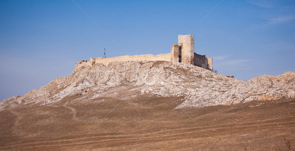 Heracleea fortress Stock photo © igabriela
