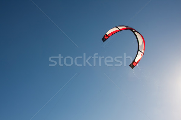 Kite surfing Stock photo © igabriela