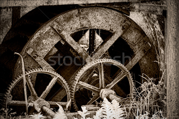 Watermill Stock photo © igabriela