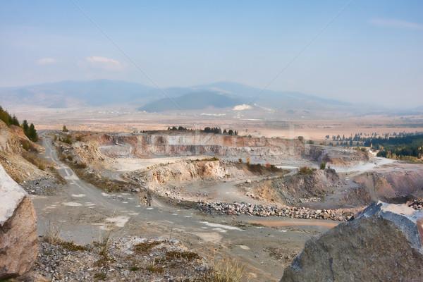Quarry Stock photo © igabriela