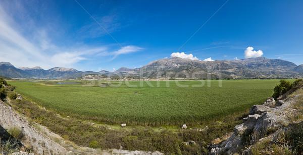 Stymfalia Wetland Stock photo © igabriela