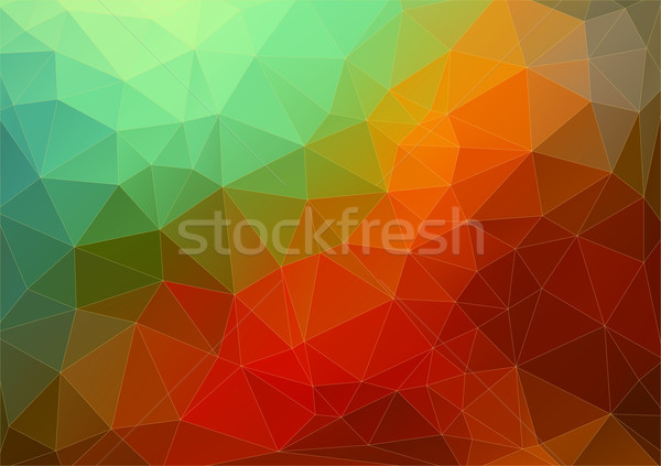 Abstrato colorido web design arte moderno estilo Foto stock © igor_shmel