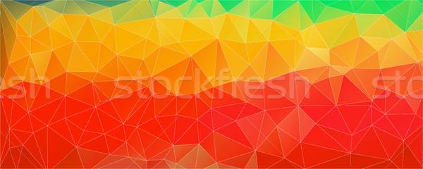Soyut eğim üçgen web tasarım Stok fotoğraf © igor_shmel