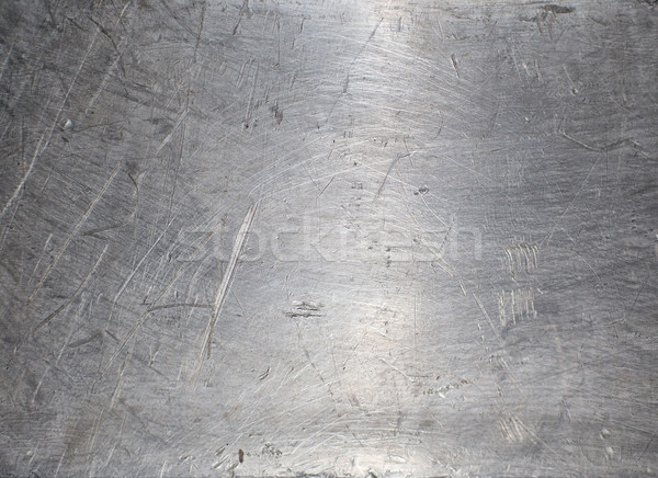 Scratched metal texture Stock photo © igor_shmel