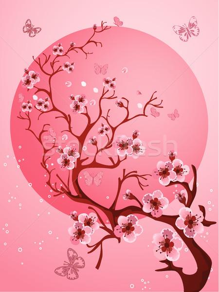 美しい 桜 春 自然 シーン イースター ストックフォト © igor_shmel