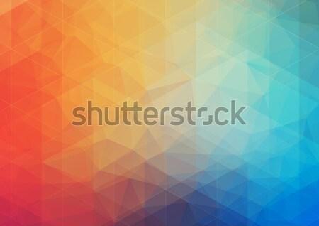 Renkli web tasarım doku soyut dizayn arka plan Stok fotoğraf © igor_shmel