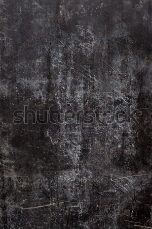Black wall. Grange texture background. Stock photo © igor_shmel