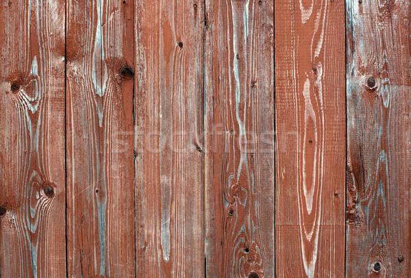 Wood Wall Background Stock photo © igor_shmel