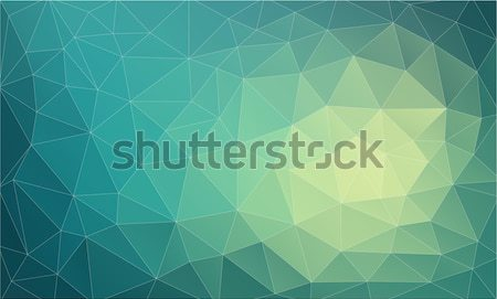 Flat Retro triangle Background. Colorful mosaic pattern. Stock photo © igor_shmel