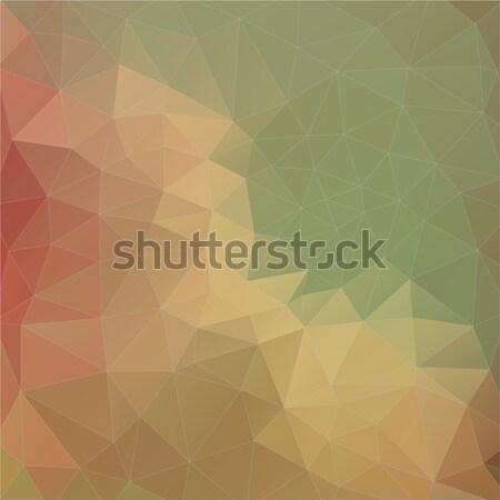 Stok fotoğraf: Bağbozumu · renk · kare · geometrik · üçgen · duvar · kağıdı