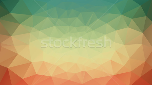 green, yellow and red abstract background  Stock photo © igor_shmel