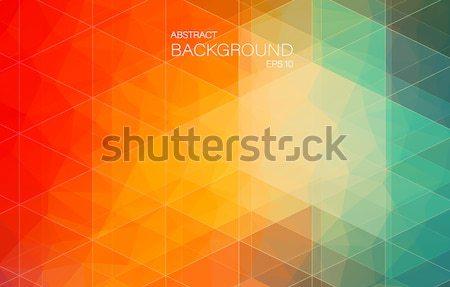 抽象的な Webデザイン テクスチャ デザイン 背景 芸術 ストックフォト © igor_shmel