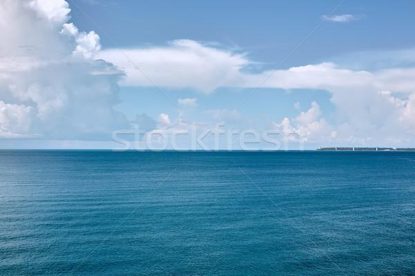 熱帯 ターコイズ 青 海 美しい ストックフォト © igor_shmel