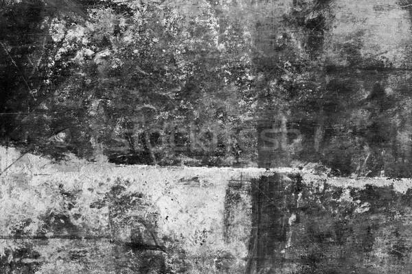 Siyah duvar doku bağbozumu dizayn sanat Stok fotoğraf © igor_shmel
