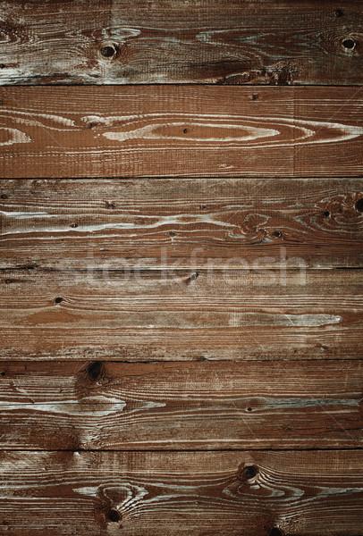 Brown Wood Background Stock photo © igor_shmel