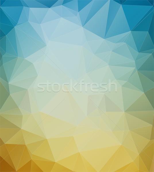 Abstrato mosaico colorido web design água textura Foto stock © igor_shmel