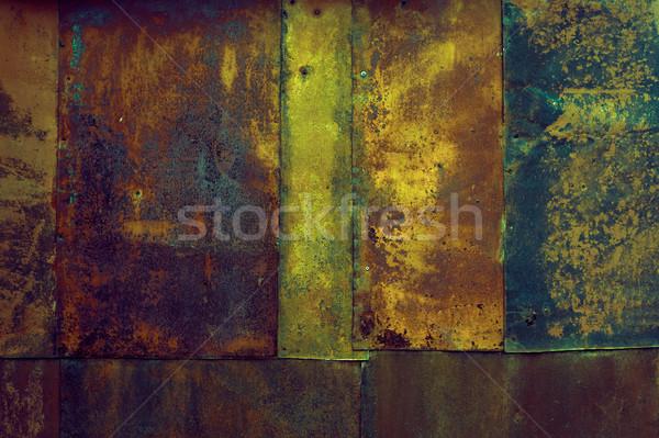 Highly Detailed grunge background. Stock photo © igor_shmel
