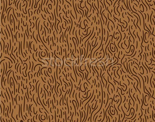 Patrón zigzag marrón línea como madera Foto stock © igor_shmel