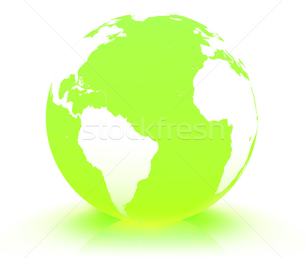 Earth Globe Stock photo © ijalin