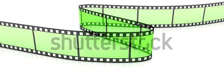 Colored films Stock photo © ijalin