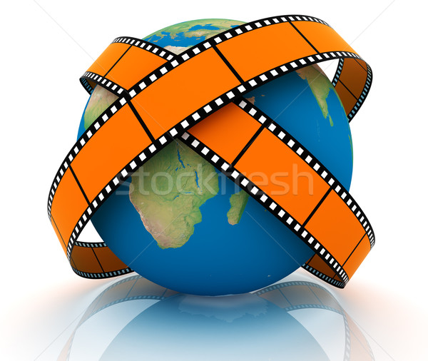 World Of Video Stock photo © ijalin