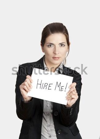 Need a job Stock photo © iko
