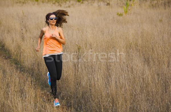 Keep healthy Stock photo © iko