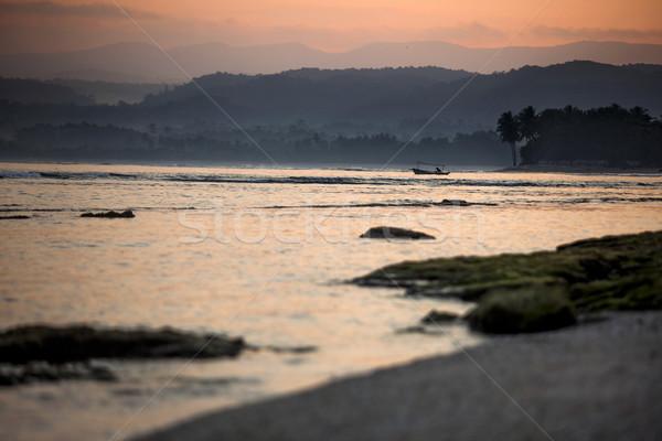 Beautiful beach Stock photo © iko