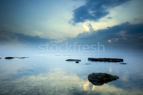 Water landscape Stock photo © iko