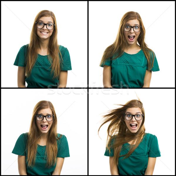Smiley Face Stock photo © iko
