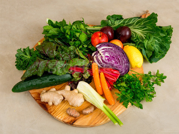 Detox food.  Stock photo © iko