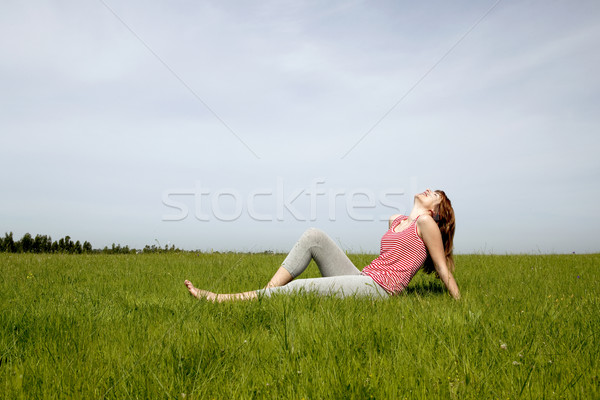 Relax Stock photo © iko